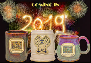 New Coffee Mugs for the New Year in 2019