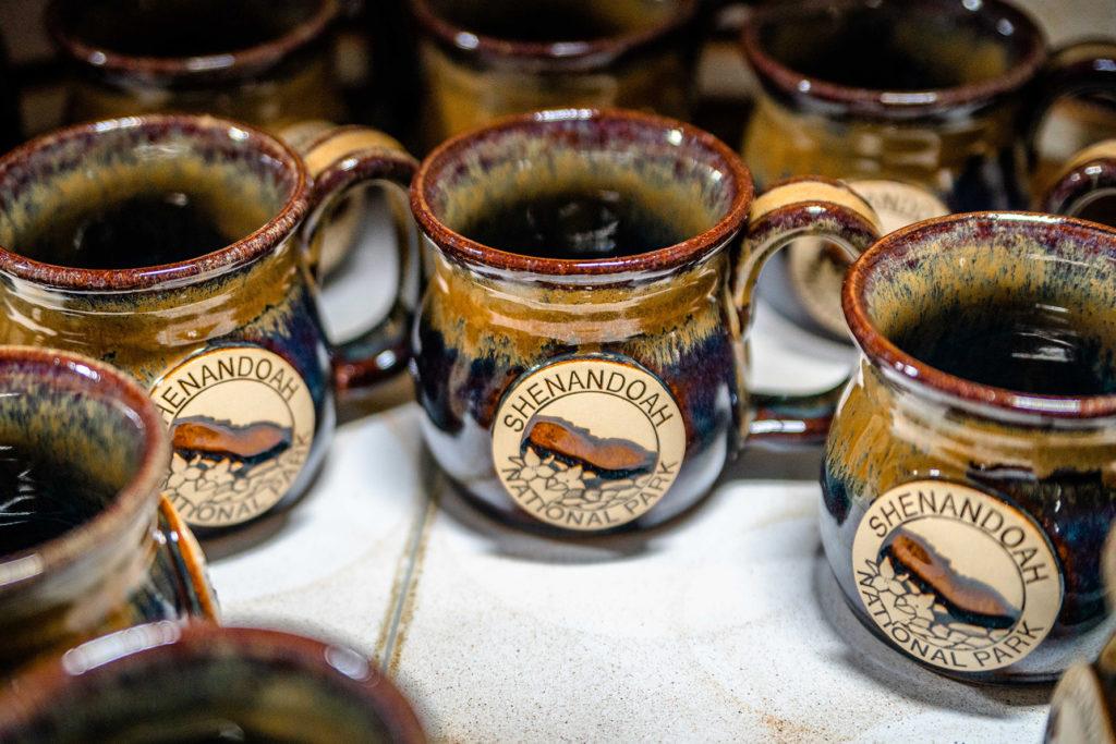 Mid-Day Memories mug in Root Beer Float