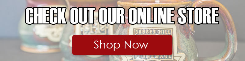Link to the Sunset Hill Stoneware Online Store