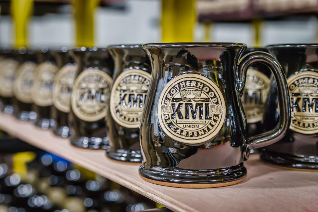 KML Union Stone Coffee Mugs