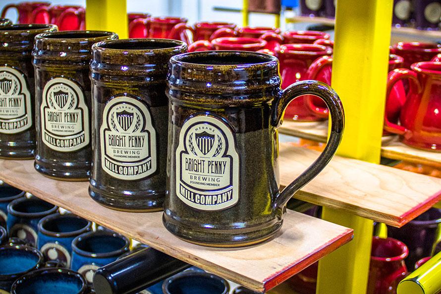 Oktoberstein Beer Mug