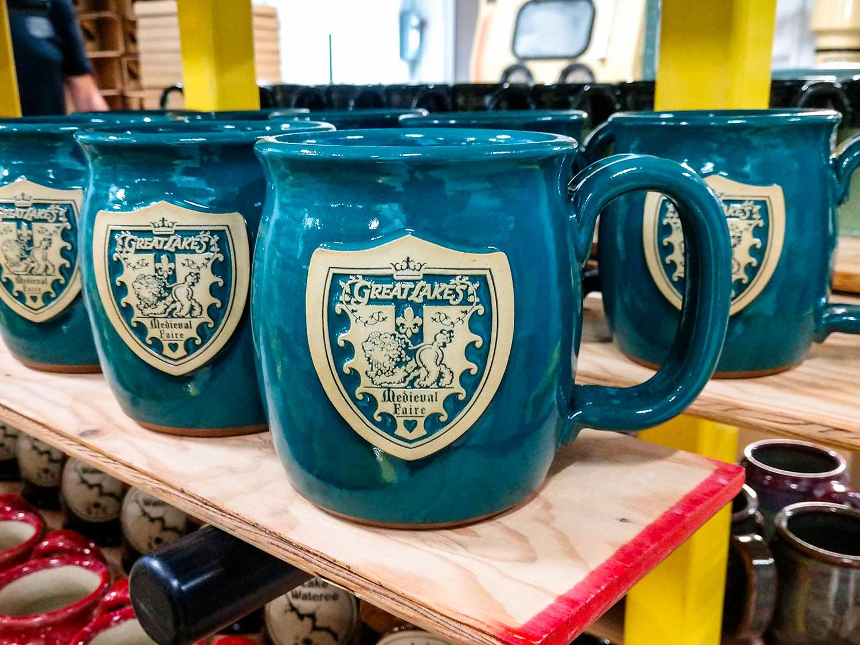 Renaissance Festival mug