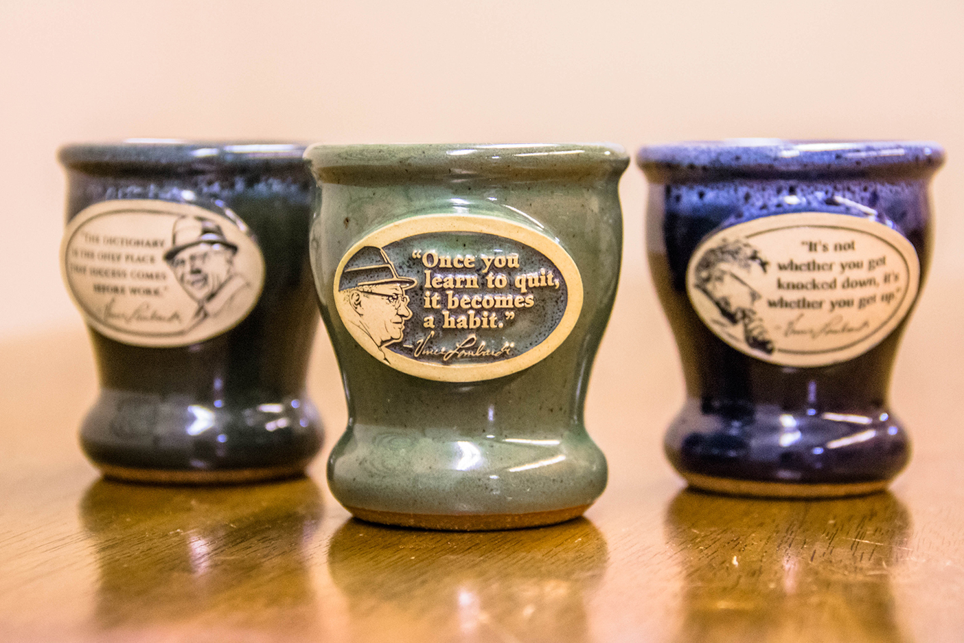 The Little Shooter, a Unique Shot Glass from Sunset Hill Stoneware