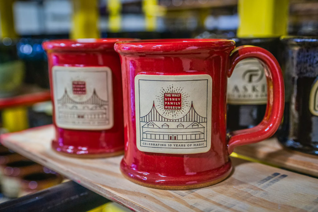 Walt Disney Family Museum Mugs