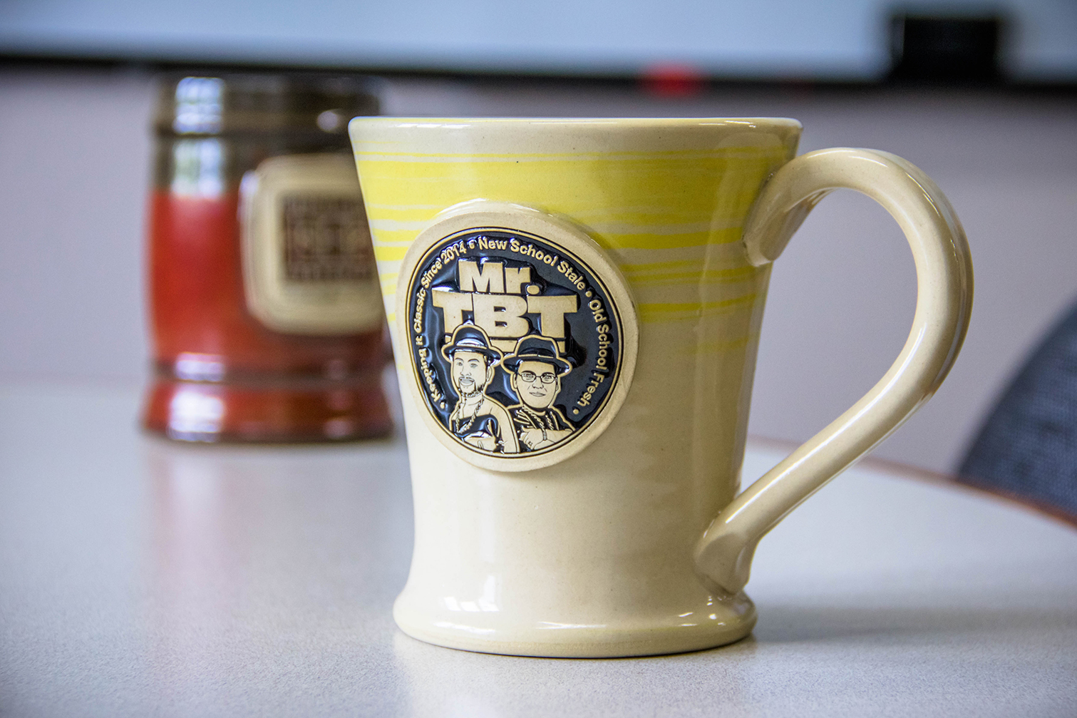Swirlware Unique Mugs That Are Works Of Art Sunset Hill Stoneware