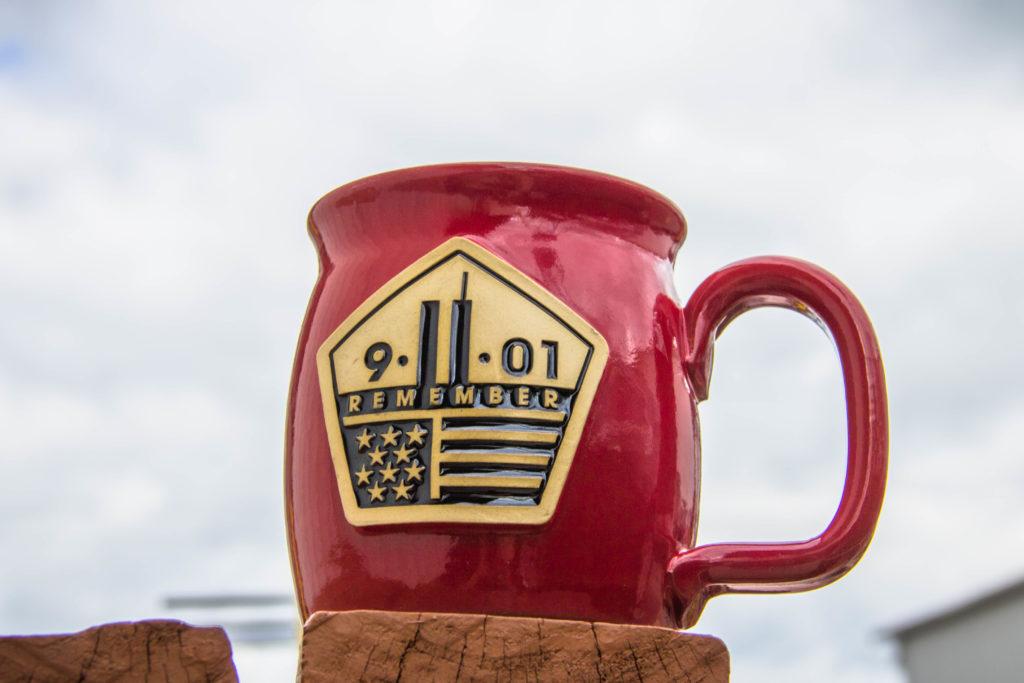 Stoneware Remembrance Mug