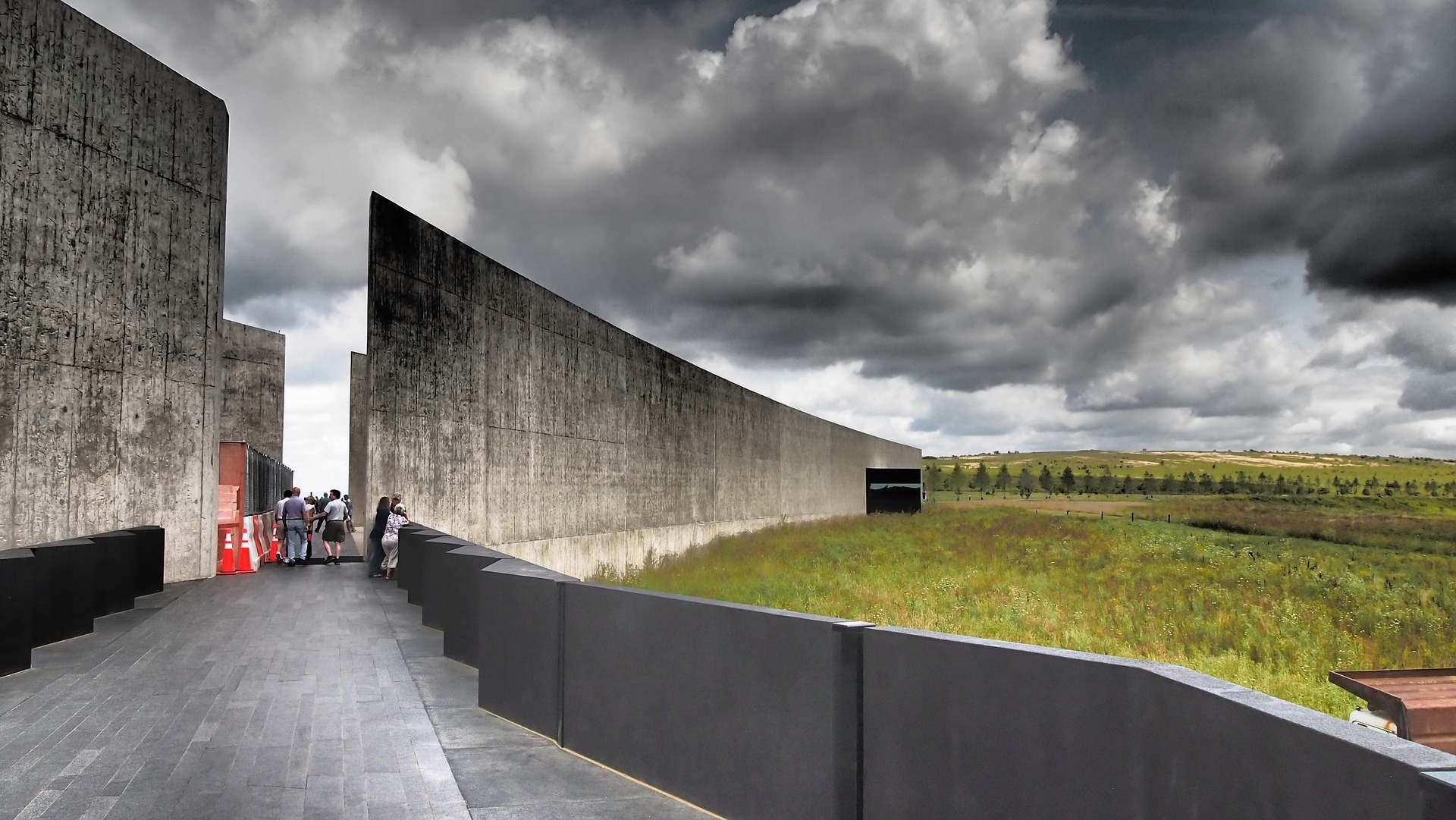 Stories from 9/11 at Flight 93 National Memorial