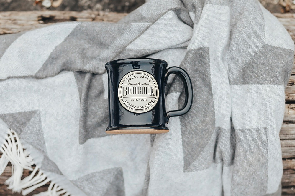 Bedrock Coffee Roasters Mug