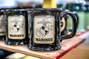 Executive Slim with the Marine Corps Emblem