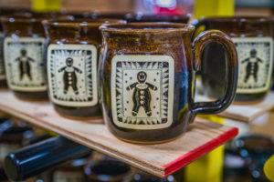 Holiday Stoneware Mug from Primitive Gatherings