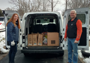 Sunset Hill Stoneware donations for St. Joseph Food Program