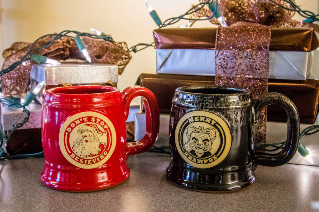 Stoneware coffee mug gifts
